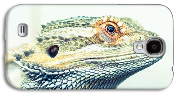 Fantasy Photographs Galaxy S4 Cases - The beaded dragon Galaxy S4 Case by Diane Hawkins