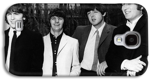The Beatles, 1960s Galaxy S4 Case by Granger