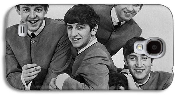 The Beatles, 1963 Galaxy S4 Case by Granger