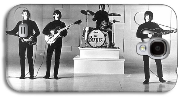 The Beatles, 1965 Galaxy S4 Case by Granger