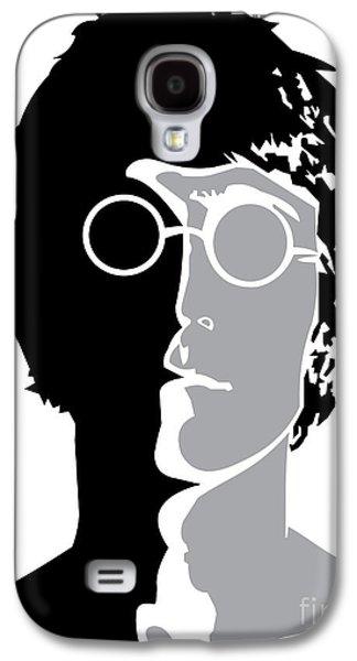 Beatles Galaxy S4 Cases - The Beatles No.08 Galaxy S4 Case by Caio Caldas