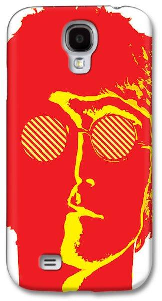 Beatles Galaxy S4 Cases - The Beatles No.09 Galaxy S4 Case by Caio Caldas