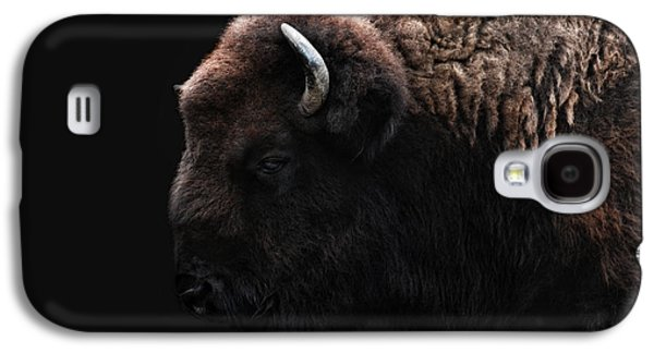 The Bison Galaxy S4 Case by Joachim G Pinkawa