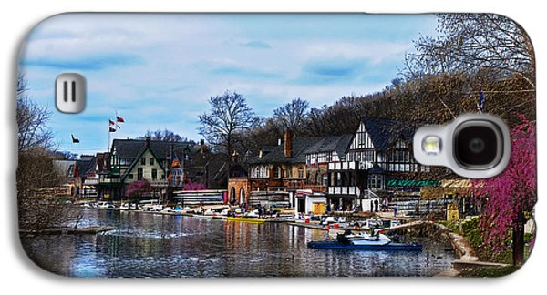 The Boat House Row Galaxy S4 Case by Bill Cannon