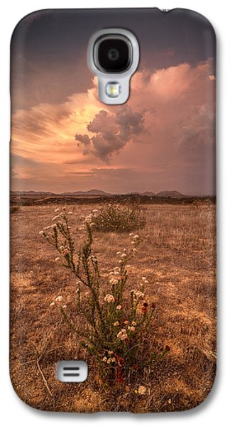 Simplistic Galaxy S4 Cases - The Bouquet Galaxy S4 Case by Peter Tellone