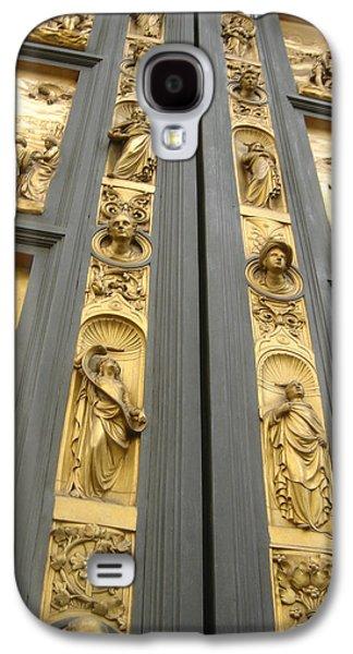 Studio Photographs Galaxy S4 Cases - The Bronze Doors Galaxy S4 Case by Joe  Geare