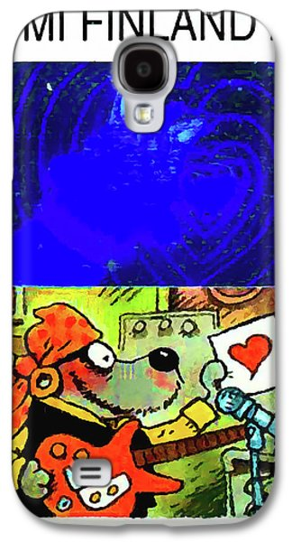 Animation Galaxy S4 Cases - The Children from Hundeberg 2 Galaxy S4 Case by Lanjee Chee