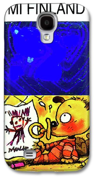 Animation Galaxy S4 Cases - The Children from Hundeberg 3 Galaxy S4 Case by Lanjee Chee