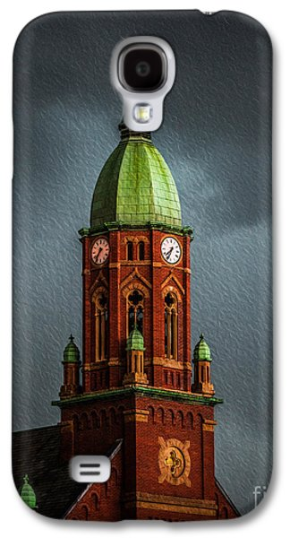 St John The Evangelist Galaxy S4 Cases - The Church  Galaxy S4 Case by Michael Arend