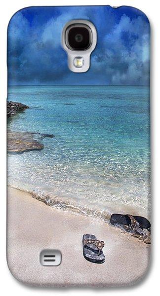 Betsy Galaxy S4 Cases - The Cloud Parade Galaxy S4 Case by Betsy C  Knapp