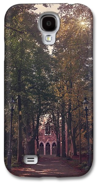 Kirk Galaxy S4 Cases - The Path Less Traveled Galaxy S4 Case by Carol Japp