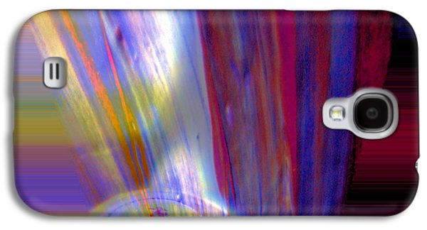 The Crazy Button Galaxy S4 Case by Jeff Swan