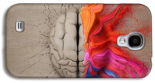 The Creative Brain Galaxy S4 Case by Johan Swanepoel