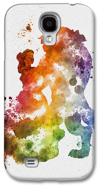 The Dance Galaxy S4 Case by Rebecca Jenkins