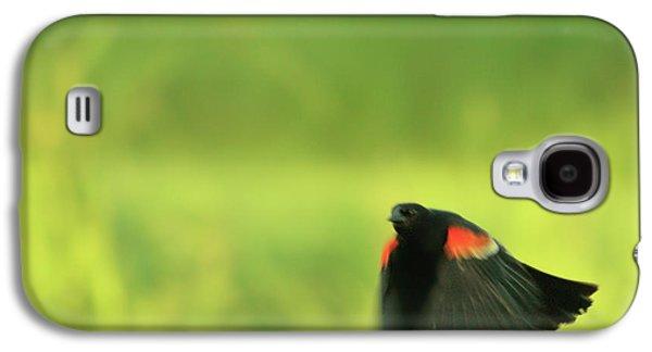Aimelle Prints Galaxy S4 Cases - The Dancer Galaxy S4 Case by Aimelle