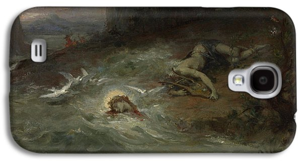 The Death Of Orpheus Galaxy S4 Case by Henri Leopold Levy