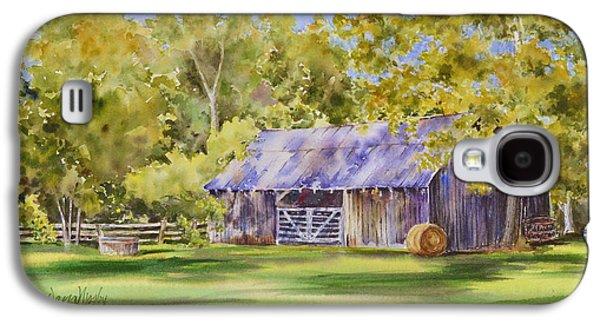 The Delaune Barn Galaxy S4 Case by Dana Mosby