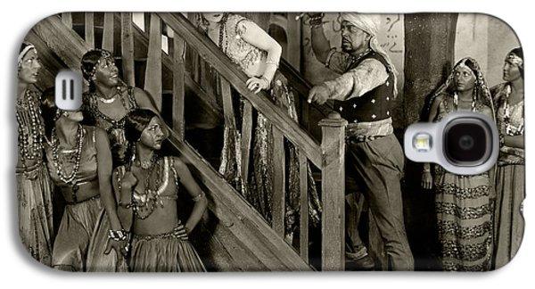 Slavery Galaxy S4 Cases - The Devil Dancer 1927 Galaxy S4 Case by Sad Hill Archive