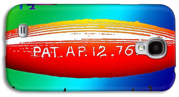 1890Õs Galaxy S4 Cases - The Dirigible Sinker Galaxy S4 Case by Eric Edelman