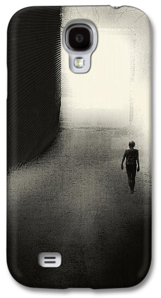 Self Discovery Digital Galaxy S4 Cases - The Door Galaxy S4 Case by Melissa D Johnston