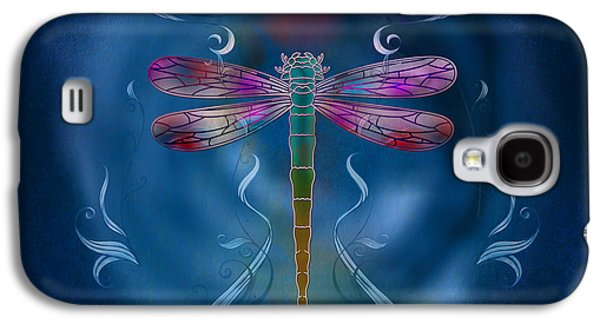 The Dragonfly Effect Galaxy S4 Case by Bedros Awak