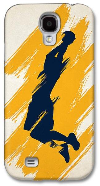 The Dunk Galaxy S4 Case by Joe Hamilton