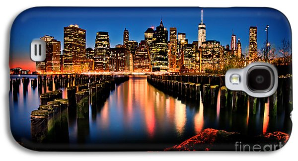 North American Photography Galaxy S4 Cases - The Earth Is Bleeding Galaxy S4 Case by Az Jackson