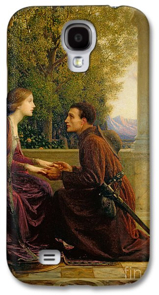 The End Of The Quest Galaxy S4 Case by Sir Frank Dicksee
