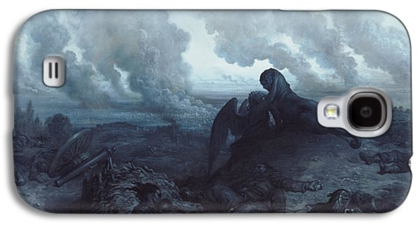 The Enigma Galaxy S4 Case by Gustave Dore