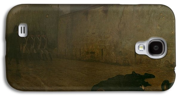 The Execution Of Marshal Ney Galaxy S4 Case by Jean Leon Gerome