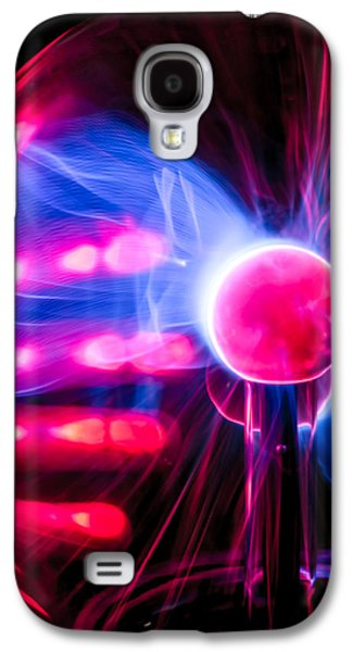 Helium Galaxy S4 Cases - The Field Is Real Galaxy S4 Case by TC Morgan