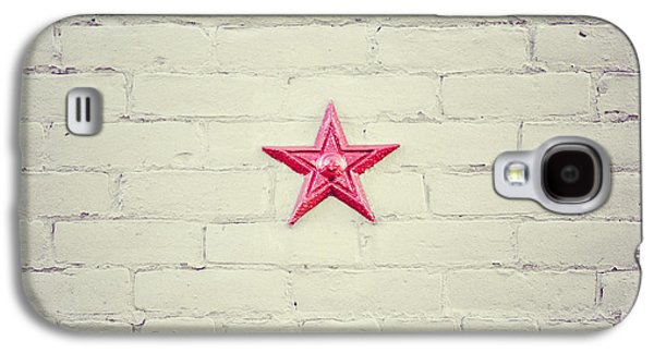 The Folk Star Galaxy S4 Case by Lisa Russo