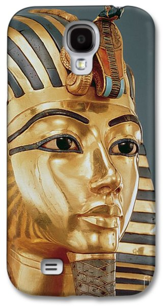 The Funerary Mask Of Tutankhamun Galaxy S4 Case by Unknown