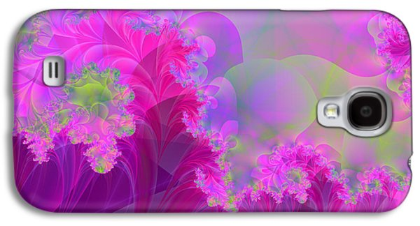 Dreamscape Galaxy S4 Cases - The Futility of Reason Galaxy S4 Case by Mindy Sommers