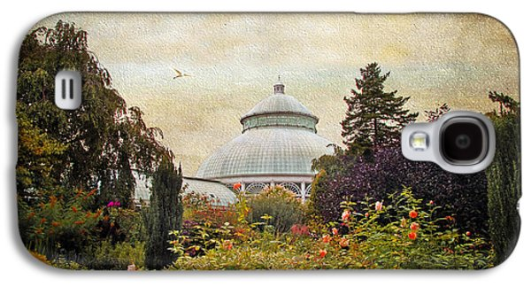 Structures Galaxy S4 Cases - The Garden Conservatory Galaxy S4 Case by Jessica Jenney