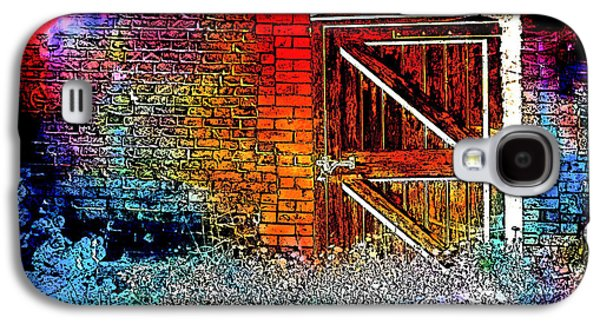 The Gate Galaxy S4 Case by Tom Gowanlock