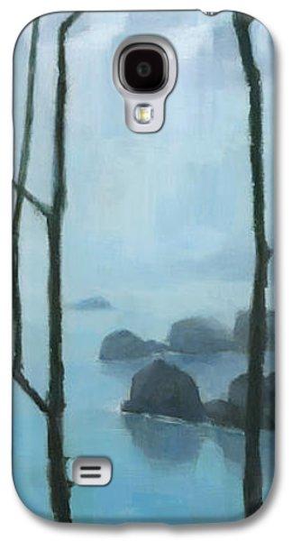 Green Galaxy S4 Cases - The Gathering Iguazu Falls Galaxy S4 Case by Steve Mitchell