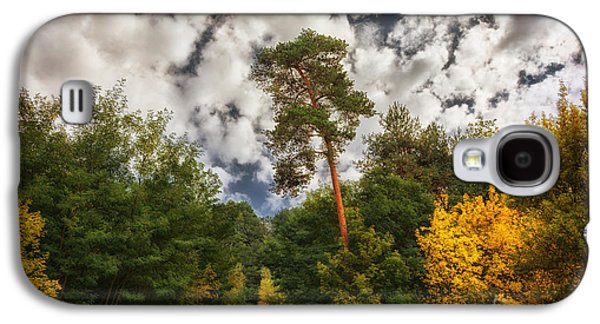 Landscapes Photographs Galaxy S4 Cases - The giant Galaxy S4 Case by SK Pfphotography