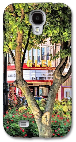 The Glen Movie Theater Galaxy S4 Case by Christopher Arndt