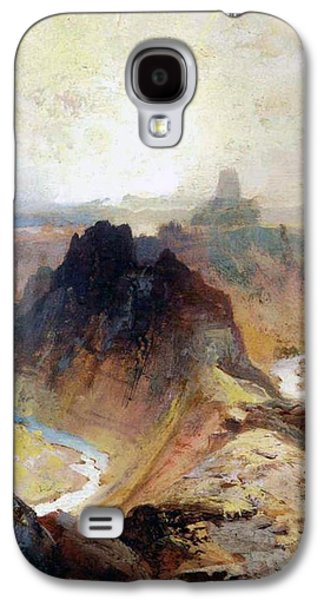 The Grand Canyo Galaxy S4 Case by Thomas Moran
