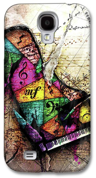 Classical Music Galaxy S4 Cases - The Grand Illusion  Galaxy S4 Case by Gary Bodnar
