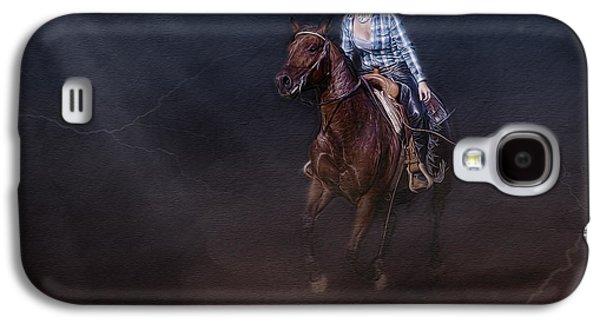 Farmscape Galaxy S4 Cases - The Great Escape Galaxy S4 Case by Susan Candelario