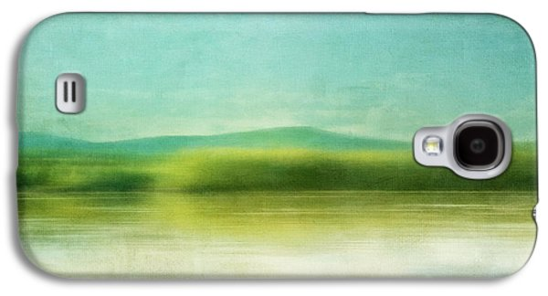 The Green Haze Galaxy S4 Case by Priska Wettstein