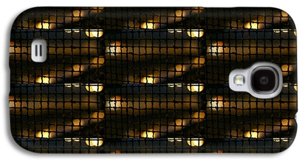 Business Galaxy S4 Cases - The GRILL that separates the poor and the rich of Mumbai Sin City of India Galaxy S4 Case by Navin Joshi