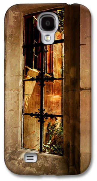Fantasy Photographs Galaxy S4 Cases - The Haunted Window Galaxy S4 Case by Connie Handscomb