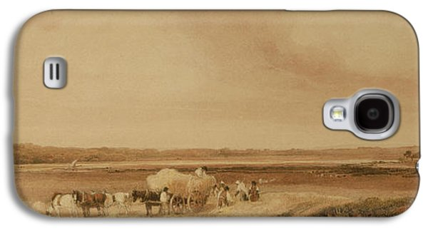 The Hayfield Galaxy S4 Case by Peter de Wint