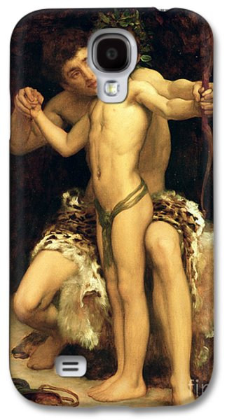 The Hit Galaxy S4 Case by Frederic Leighton