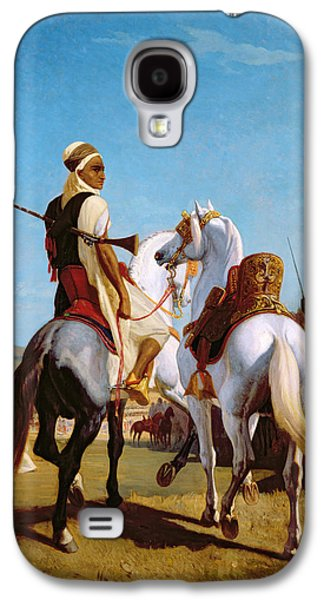 The Horse Of Submission Galaxy S4 Case by Louis Eugene Ginain