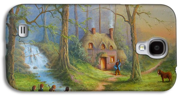 The House Of Tom Bombadil.  Galaxy S4 Case by Joe  Gilronan