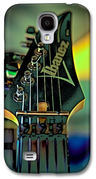 The Ibanez Galaxy S4 Case by David Patterson